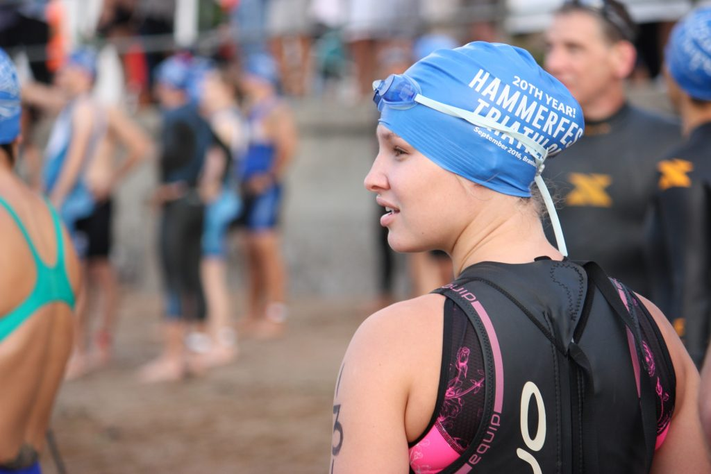 2016 Hammerfest Triathlon in Branford, CT to Benefit ALD on September 20th, 2015